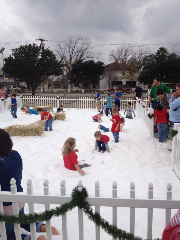 Buy fake snow for parties snowonder